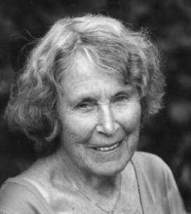 Ein Foto von Marion Rosen in den 90er Jahren.